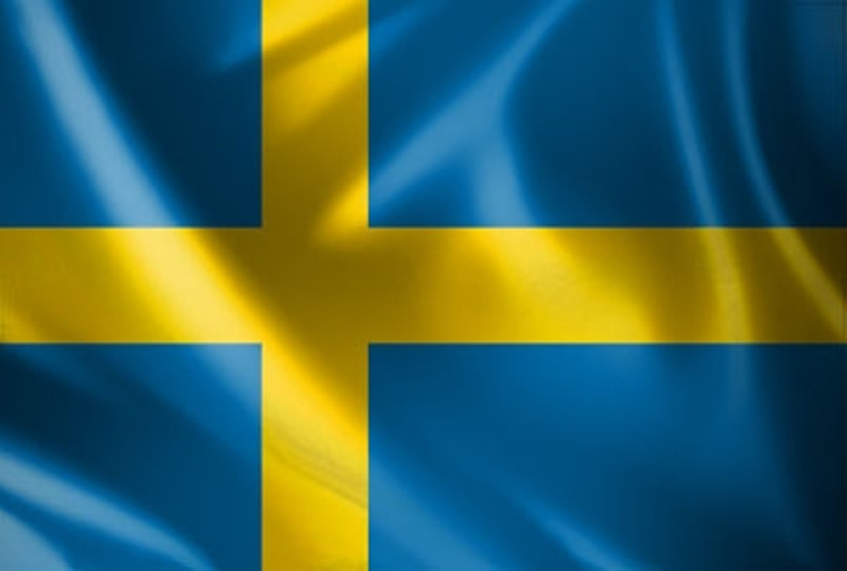 Vlag Zweden kopen