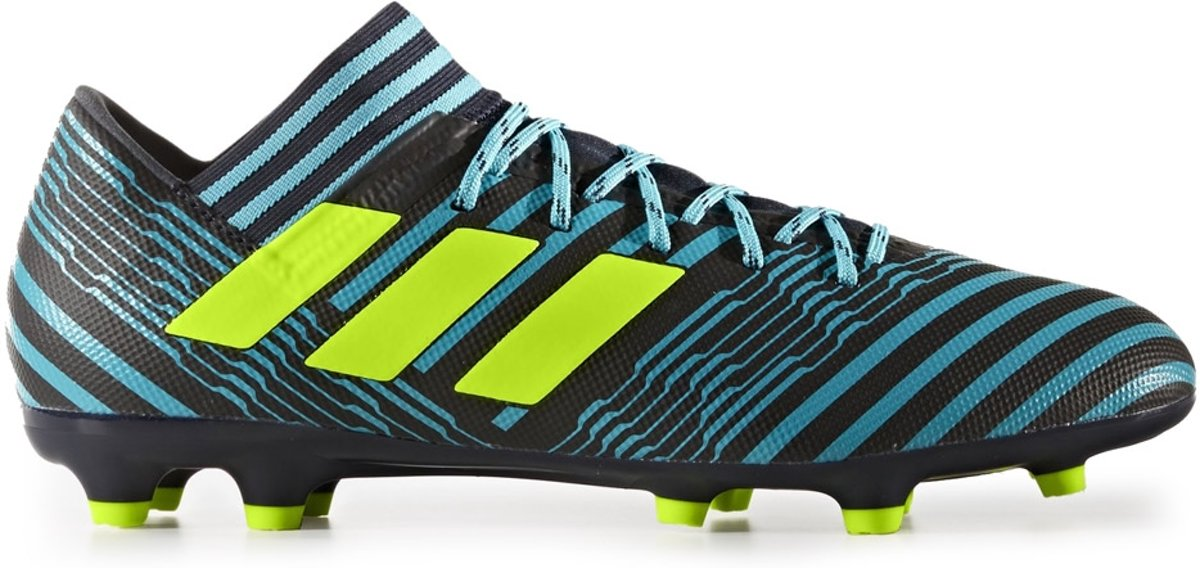 Adidas - Nemeziz 17,2 Soccer Fg - Unisexe - Le Football - Noir - 45 1/3