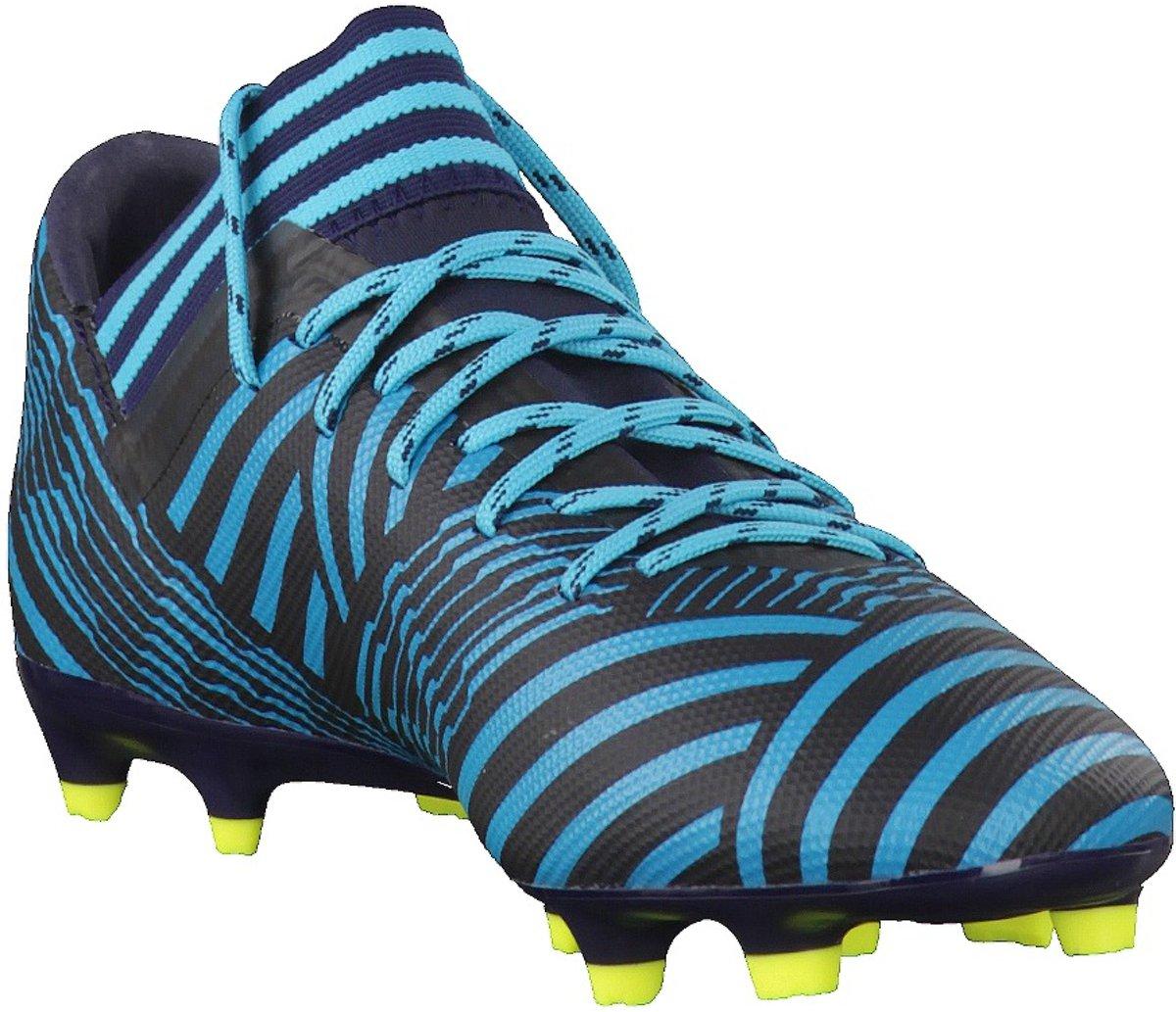 Adidas - Nemeziz 17,3 Soccer Fg - Unisexe - Football - Blanc - 41 1/3