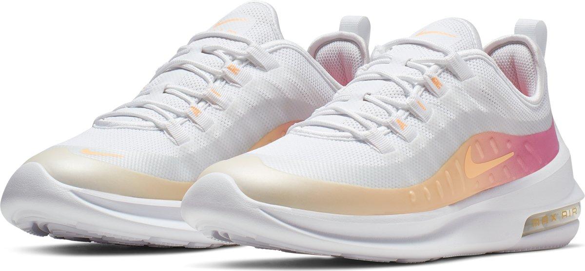 Nike Air Max Axis Prem Sneakers Dames WhiteMelon Tint Laser Fuchsia