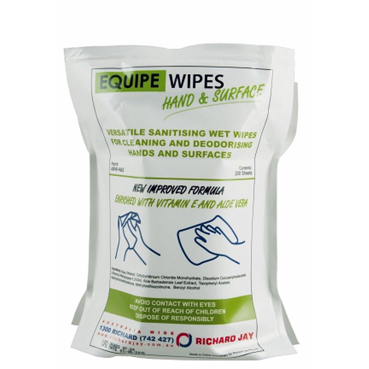 PlastiQline Equipe Wipes 6 stuks kopen