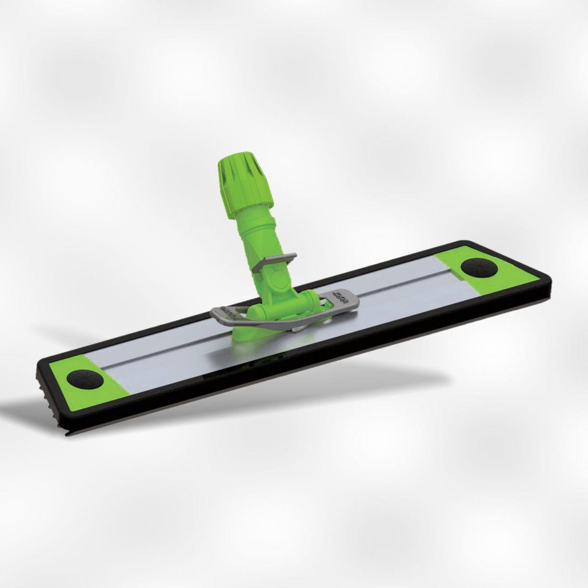Laminaatreiniger - Stofwisdoekhouder - LamiRail met rubber - 55 cm kopen