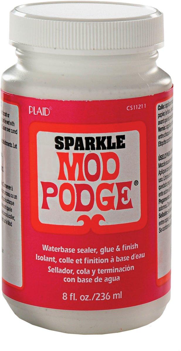 Mod Podge Sparkle, 236ml 8 oz. kopen