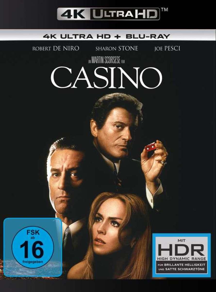 Casino (Ultra HD Blu-ray & Blu-ray)-