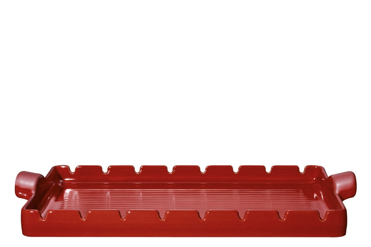 Emile Henry Grill steen - 420x250mm - Grand Cru kopen
