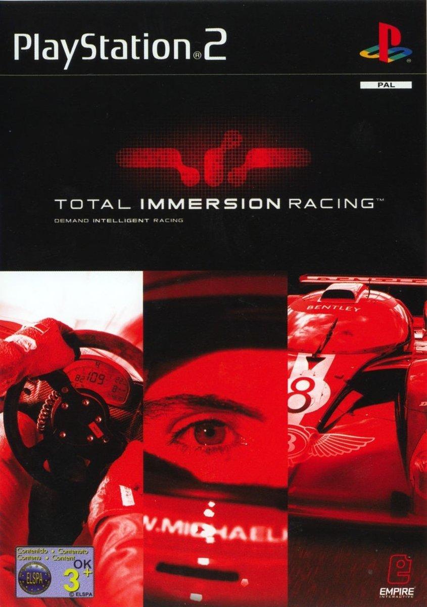 Total Immersion Racing PS2 kopen