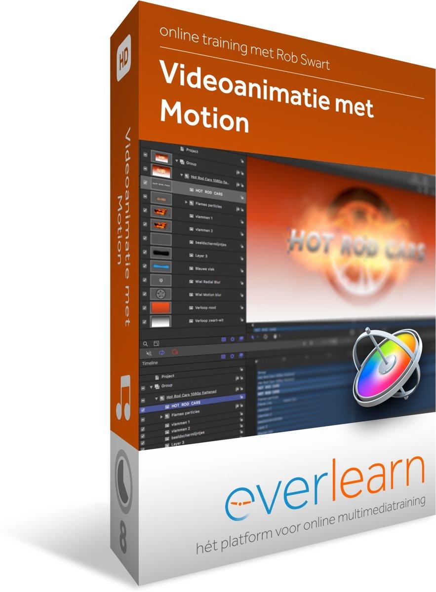 Videoanimatie met Motion 5 kopen