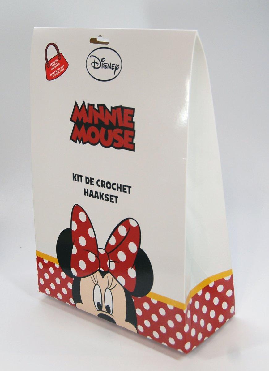 Haakpakket Minnie Mouse