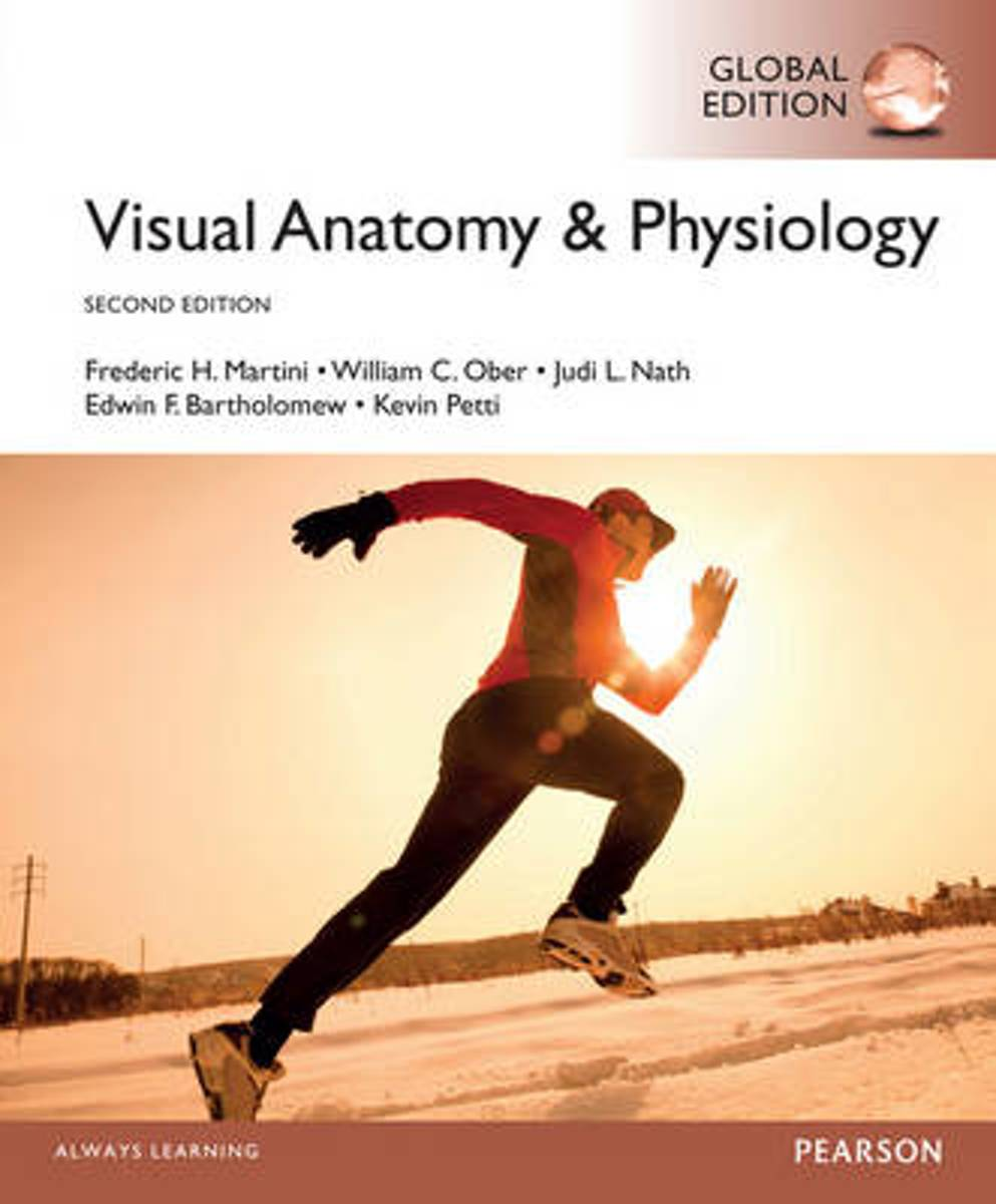 bol.com | Visual Anatomy & Physiology, Global Edition ...