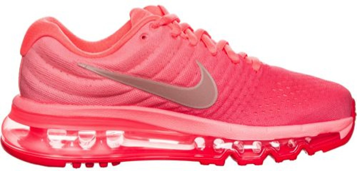 nike air max 2017 dames roze grijs
