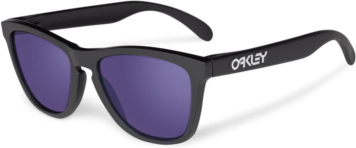 Oakley Frogskins - Zonnebril - Ovaal - Matte Black kopen