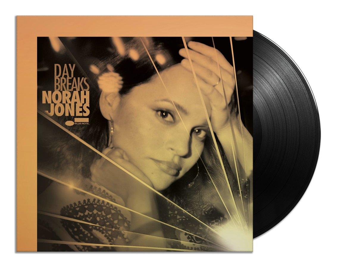 Norah Jones - Day Breaks   LP kopen