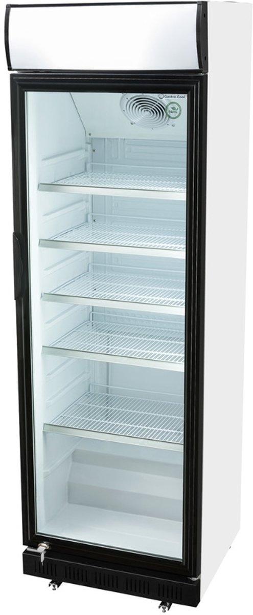 Display koelkast/zwart-wit/deurslot/advertentie display/LED verlichting/ventilator/0 – 10 ? kopen