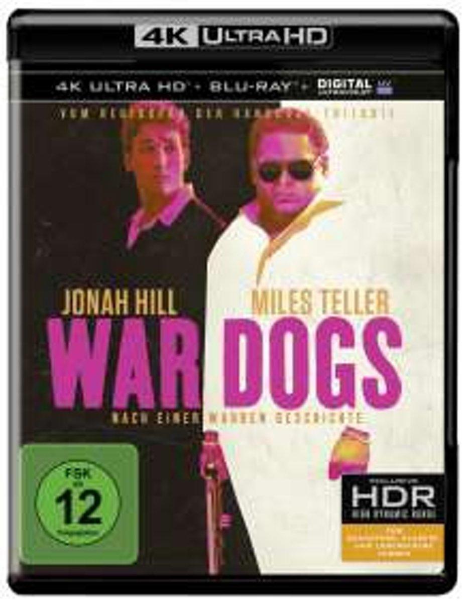 War Dogs (Ultra HD Blu-ray & Blu-ray)-