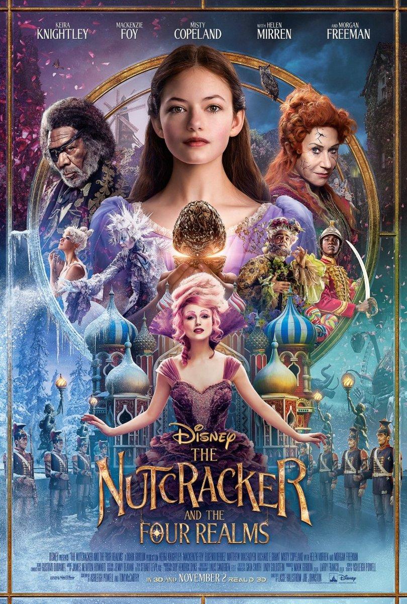 Poster - Disney - The Nutcracker - nr. 1 - Filmposter kopen