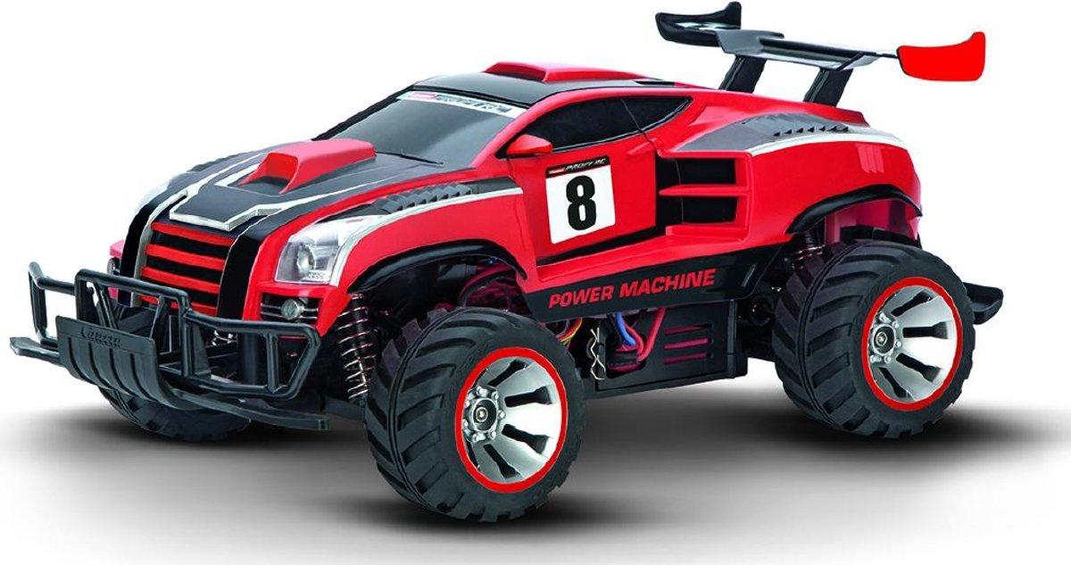 Auto RC Carrera Power Machine Profi RC