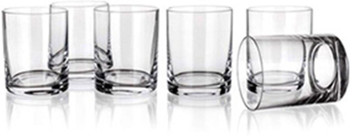 Bohemia kristal Whiskyglazen Degustation 320 ml kristalglas 6 stuks kopen