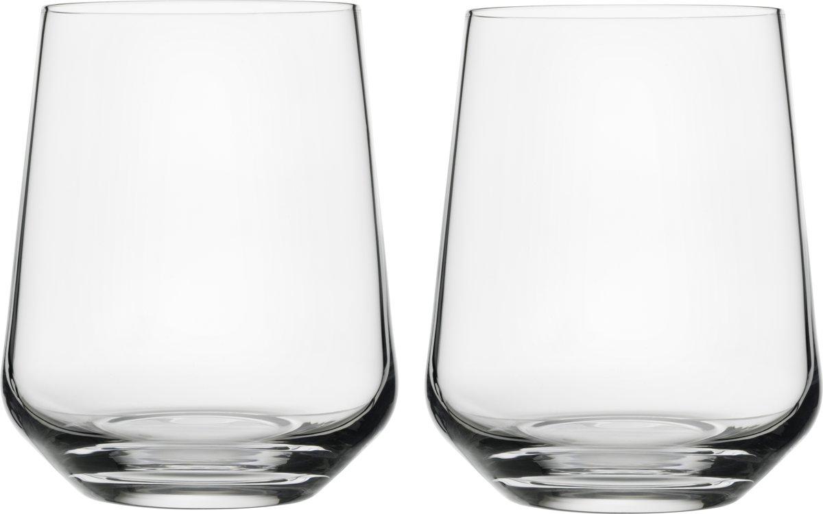 Iittala Essence Waterglas - 35 cl - 2 Stuks kopen