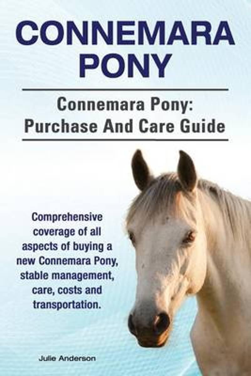 Connemara Pony, Rollins College Julie Anderson | 9781910617700 | Boeken