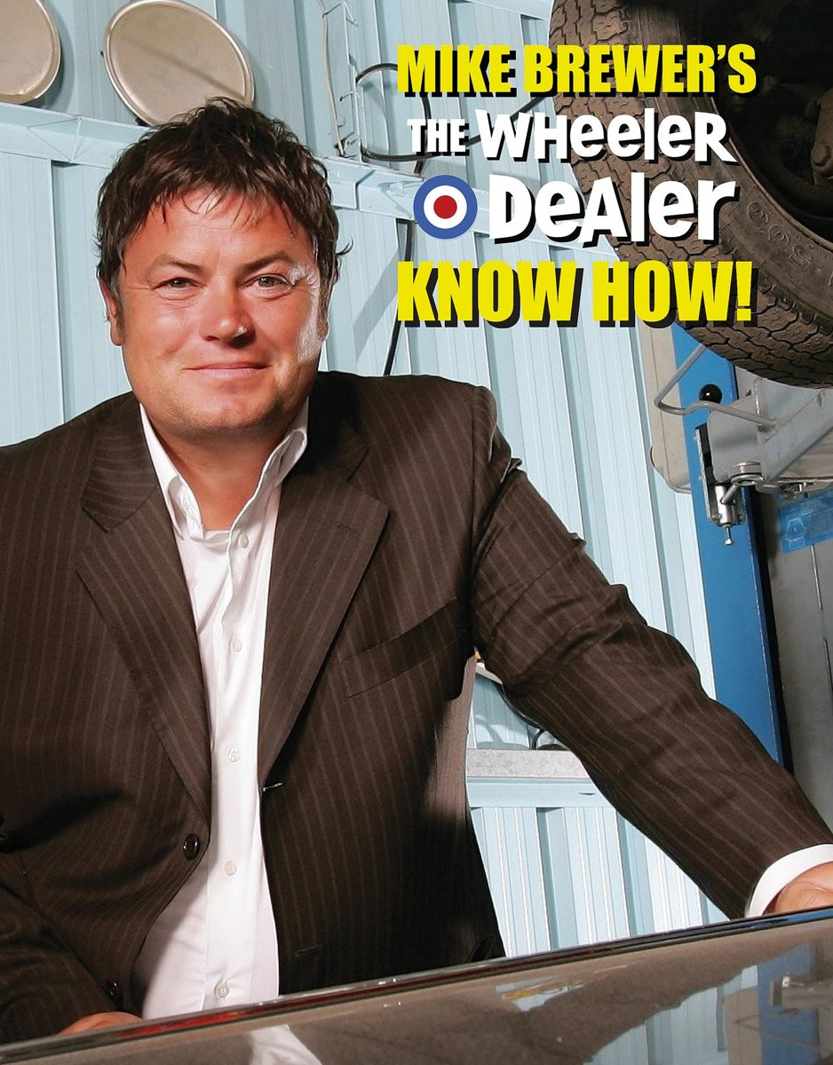 bol com | Mike Brewers The Wheeler Dealer Know How! (ebook