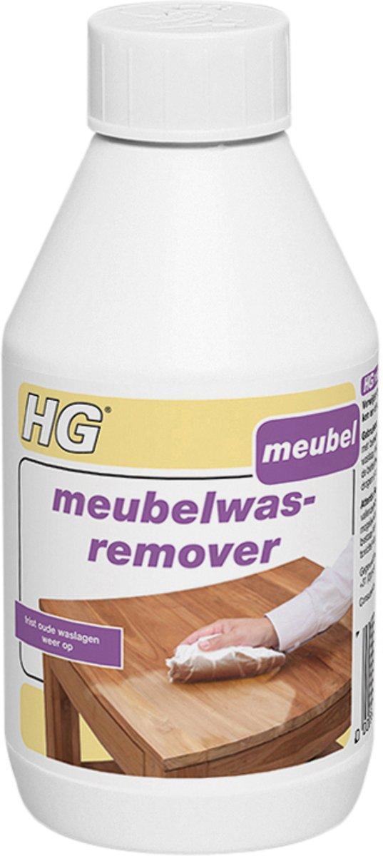 HG Meubelwas Remover - Onderhoud Hout - 300 ml kopen