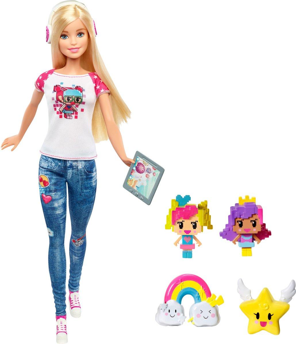 Barbie Video Game Hero Barbie - Barbiepop