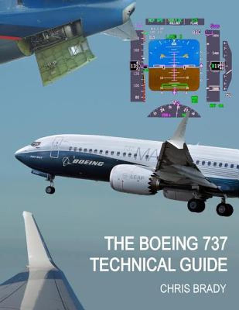 bol.com | The Boeing 737 Technical Guide (ebook), Chris Brady |  9781447532736 | Boeken