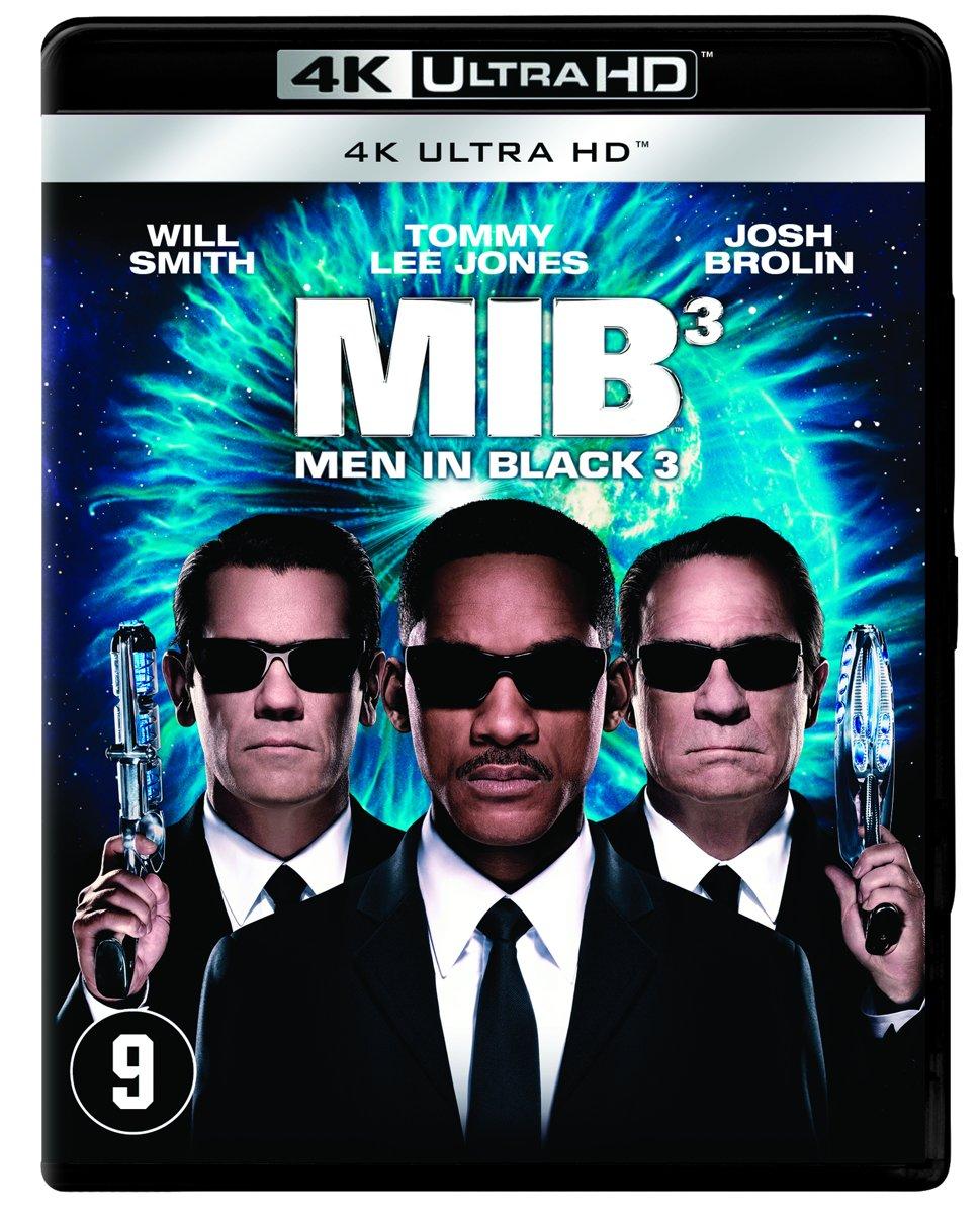 Men In Black 3 (2012) (4K Ultra HD Blu-ray)-