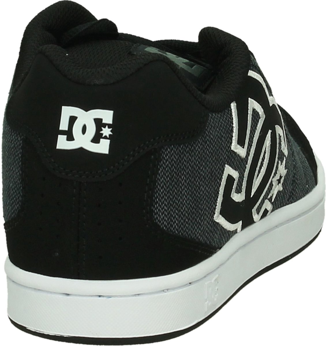 b2eb421942a bol.com   DC Shoes - Net Se - Skate laag - Heren - Maat 44,5 - Zwart - BKZ  -Black Dark Used