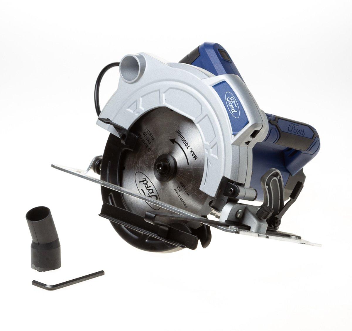 Ford Tools Cirkelzaag 1500W FX1-70