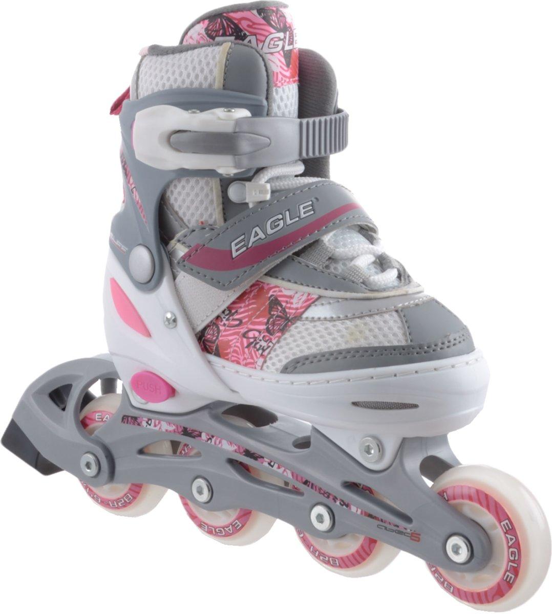 Wonderbaar bol.com   Inline Skates Combo Roze - Maat 30-33 LH-22