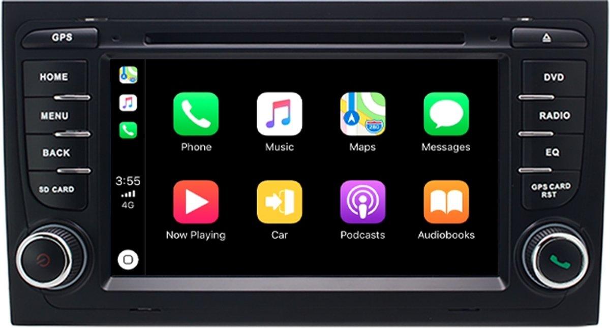 Audi A4 Mmi 7 inch Carplay Android auto navigatie met bluetooth kopen