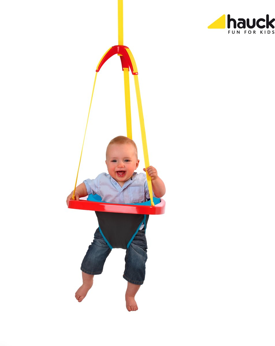 Baby Spring Schommel.Bol Com Hauck Jump Babyschommel