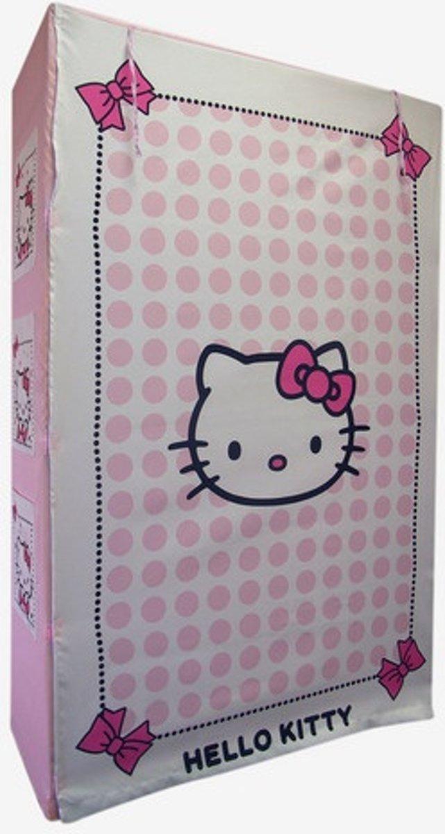 Hello Kitty Opbergkast.Bol Com Hello Kitty Cover Voor Een Kast Roze 140 X 90 X 35 Cm