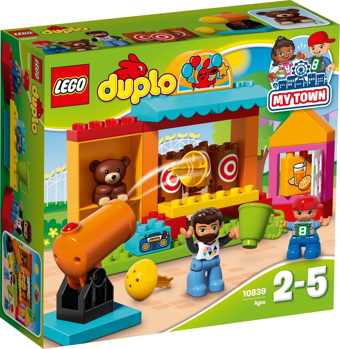 10839 Lego Duplo Schiettent