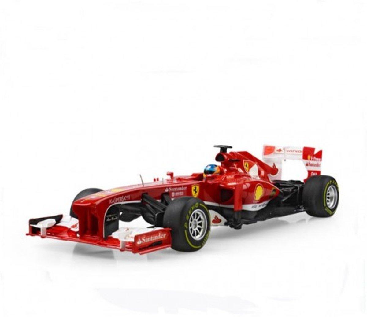Ferrari F1 Bestuurbare auto 1:18 Rood