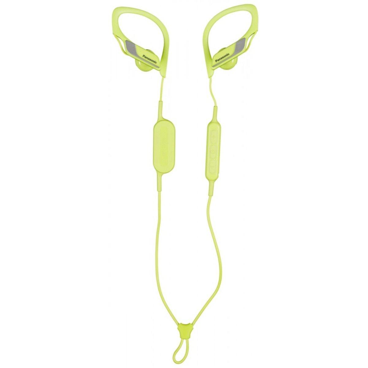 Panasonic RP-BTS10 mobiele hoofdtelefoon Stereofonisch In-ear Groen Draadloos kopen