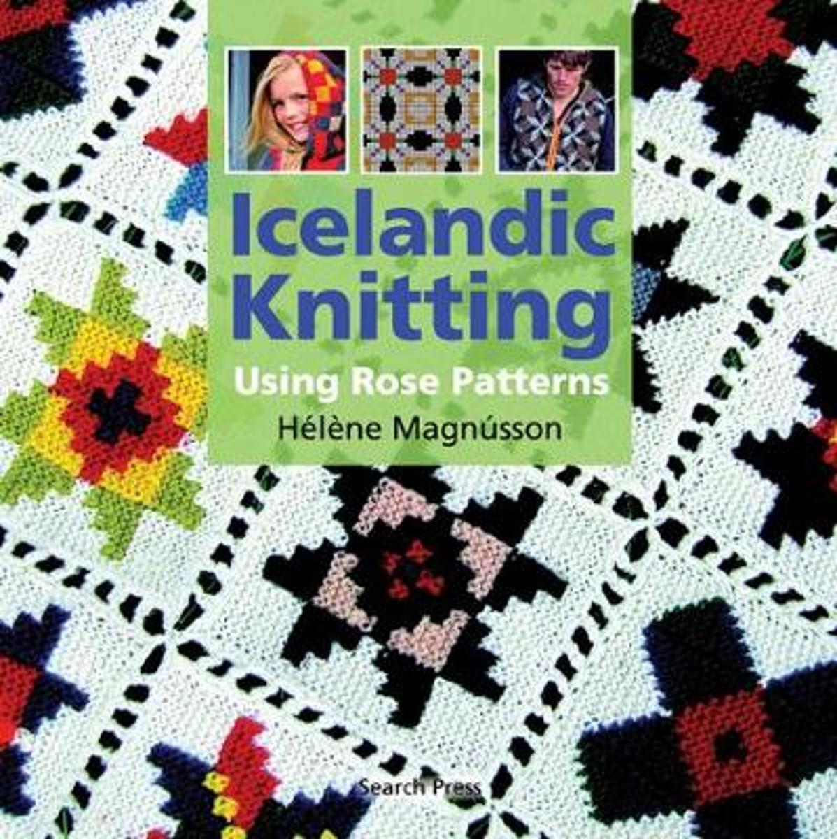 bol.com | Icelandic Knitting using Rose Patterns, Helene Magnusson ...