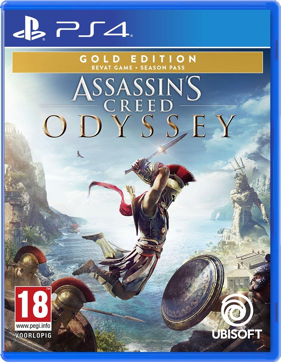Assassin's Creed: Odyssey - Gold Edition PlayStation 4
