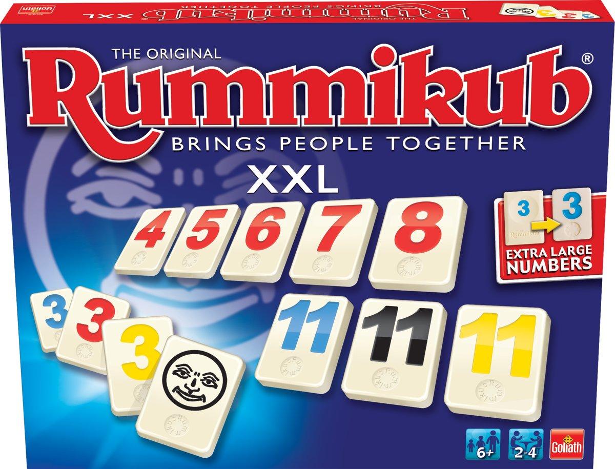 Rummikub XXL - Gezelschapsspel kopen