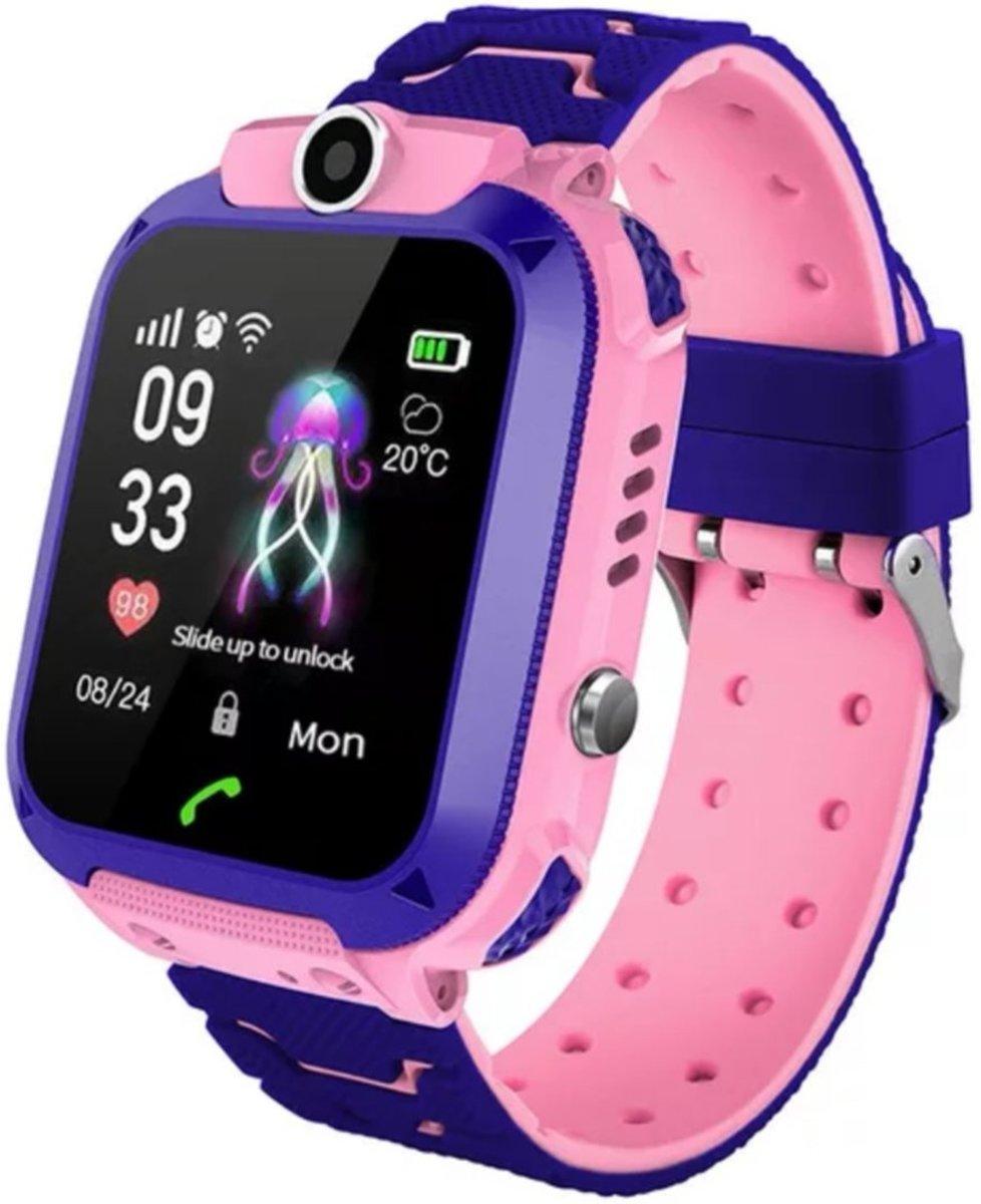 Optible Babino - Kinder Smartwatch - Blauw