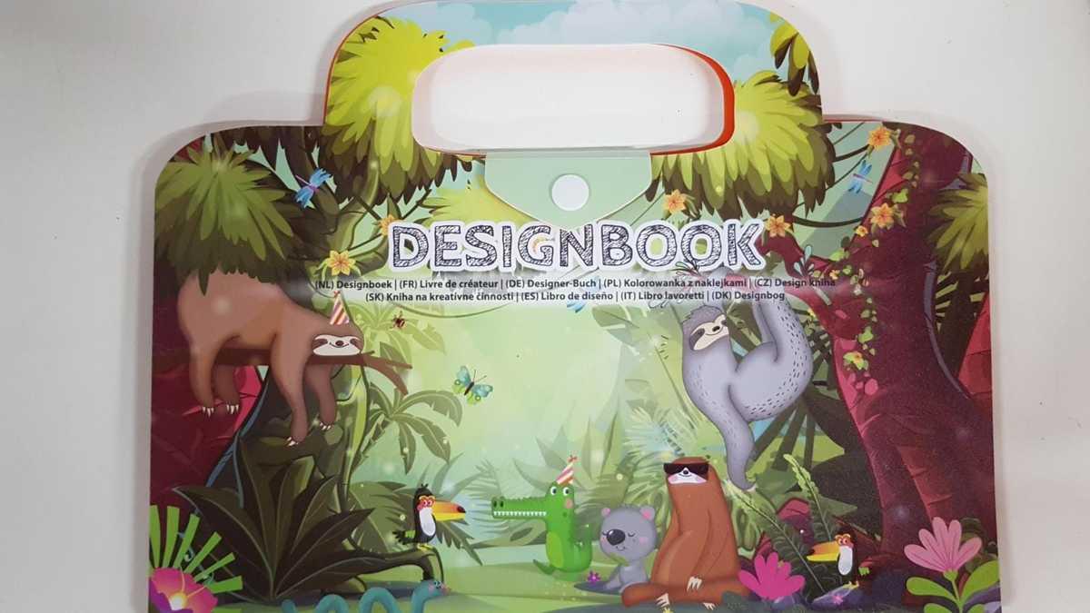 Designboek - Luiaard
