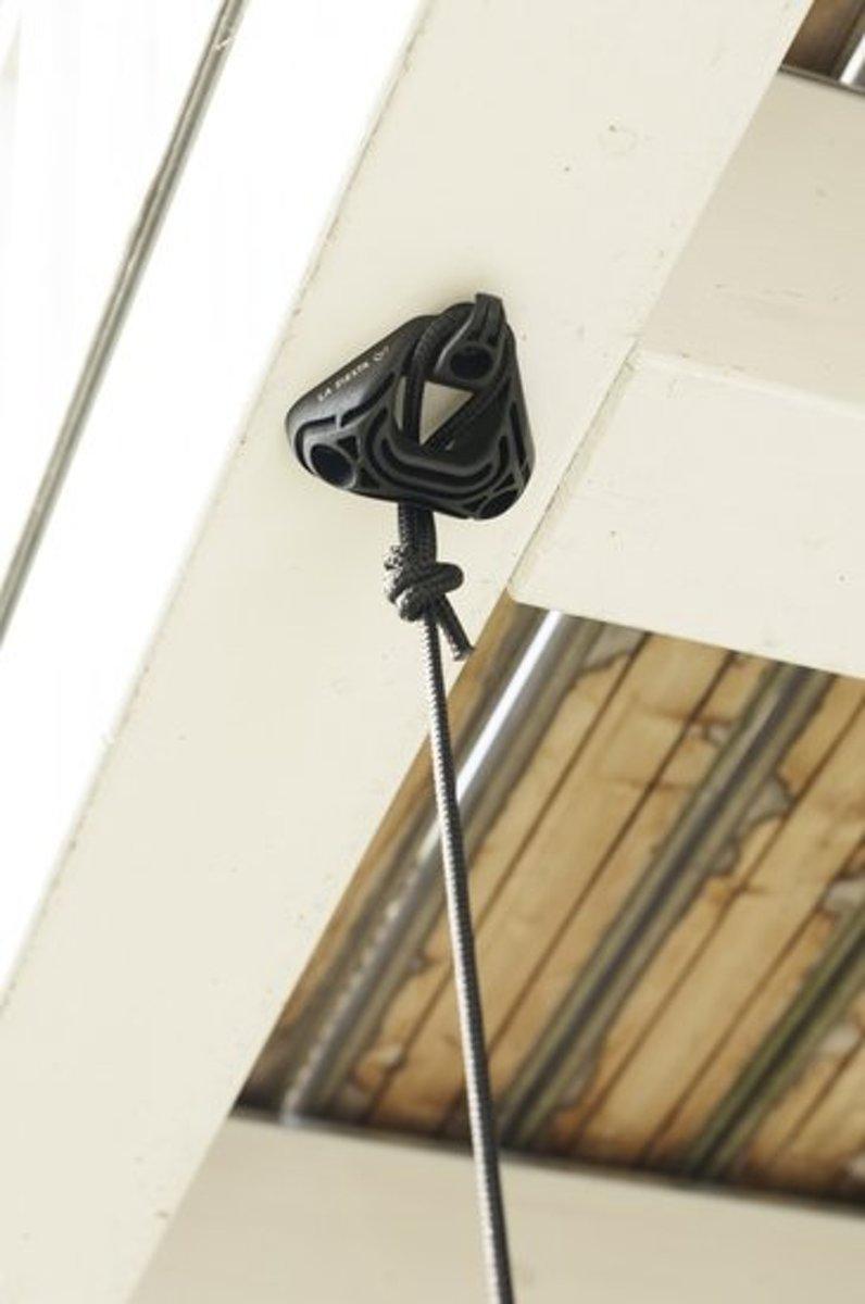 Hangstoel Ophangen Aan Plafond.Bol Com La Siesta Bevestigingsset Hangstoel Home Rope