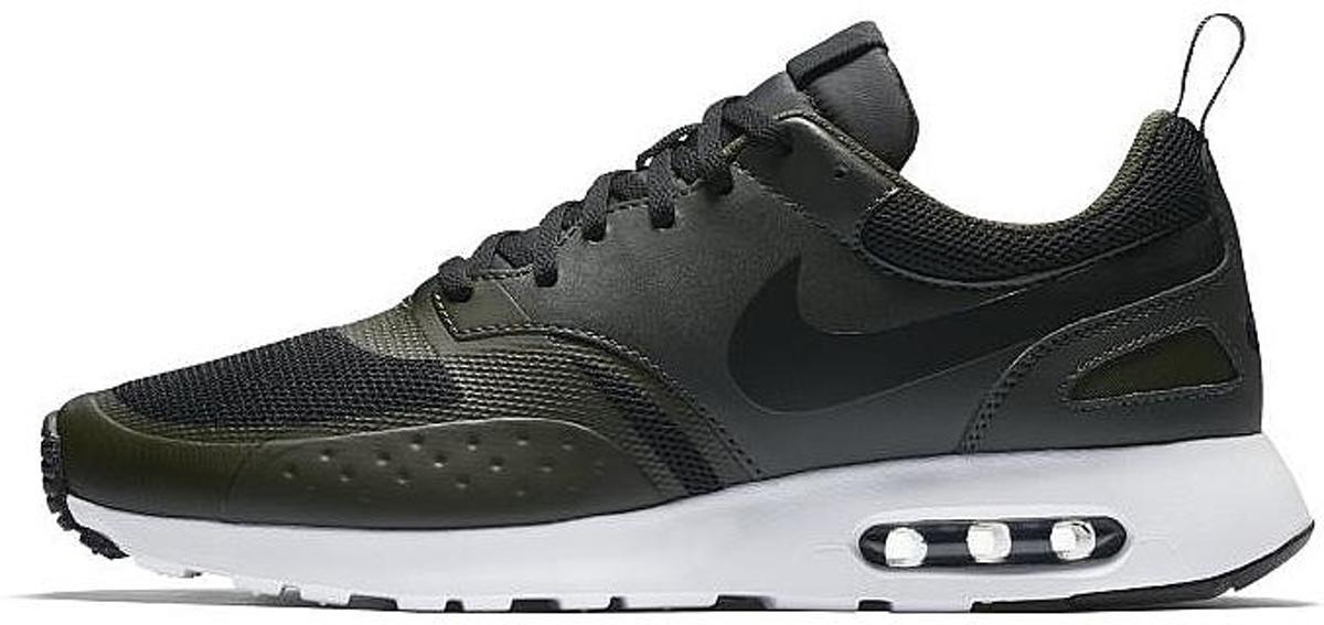 Nike Air Max Vision Sneakers Heren Maat 41 Grijs Zwart