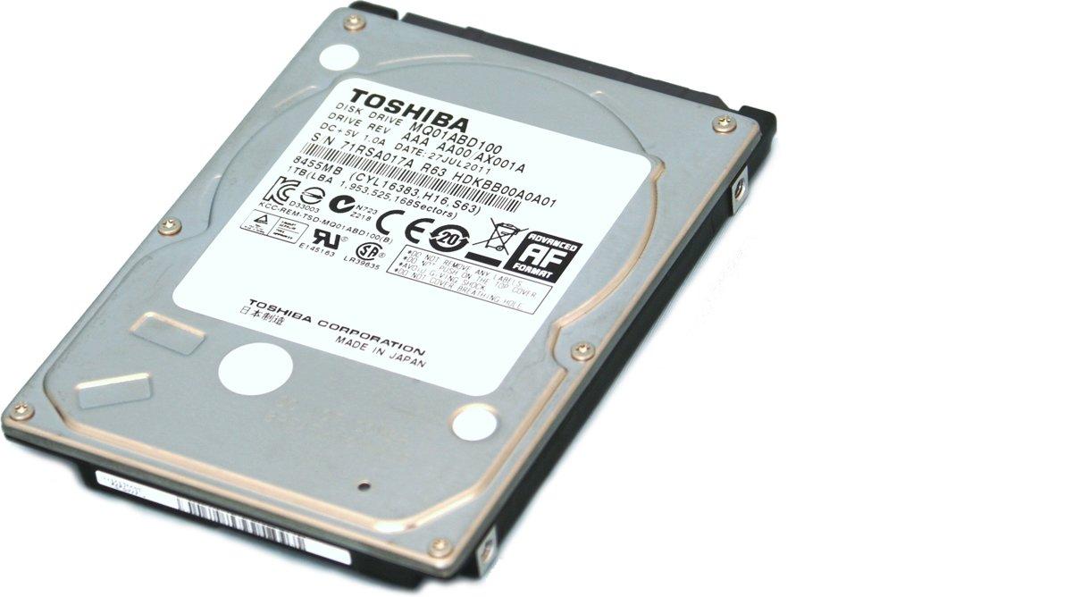 Toshiba MQ Series - Interne harde schijf - 1 TB kopen