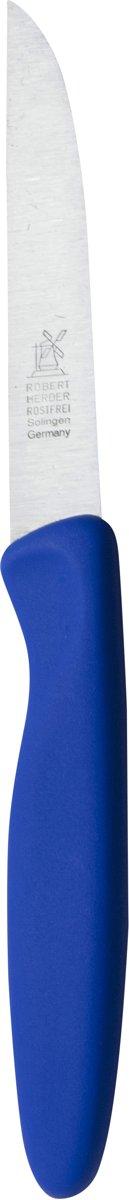 Molenmesje - RVS - Blauw - 2 stuks kopen