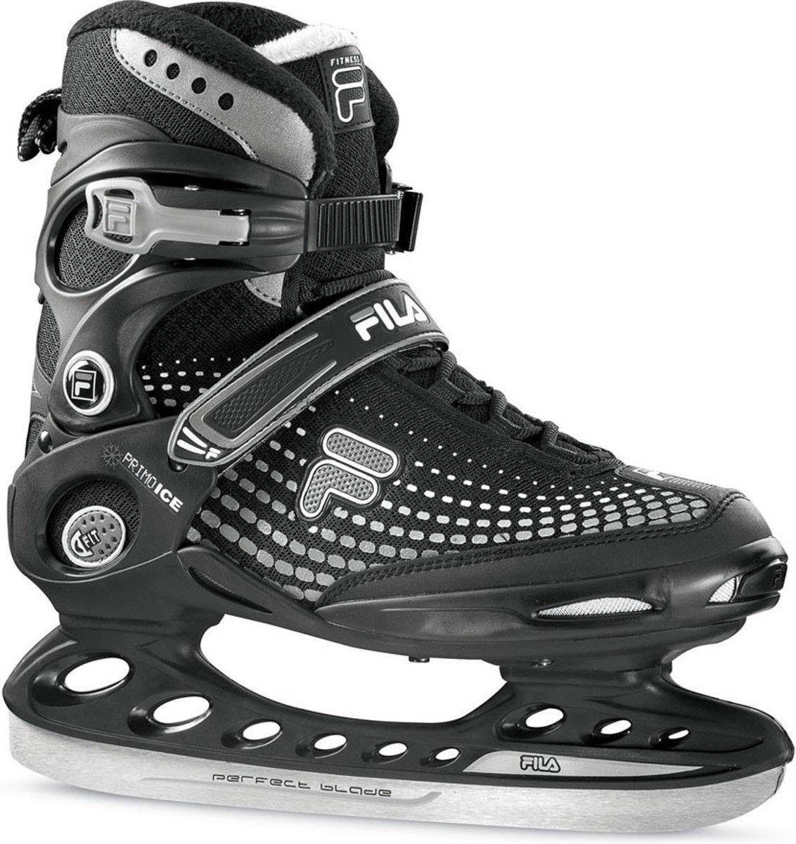 Fila Ijshockeyschaatsen Primo Ice Spot Heren Zwart Maat 39