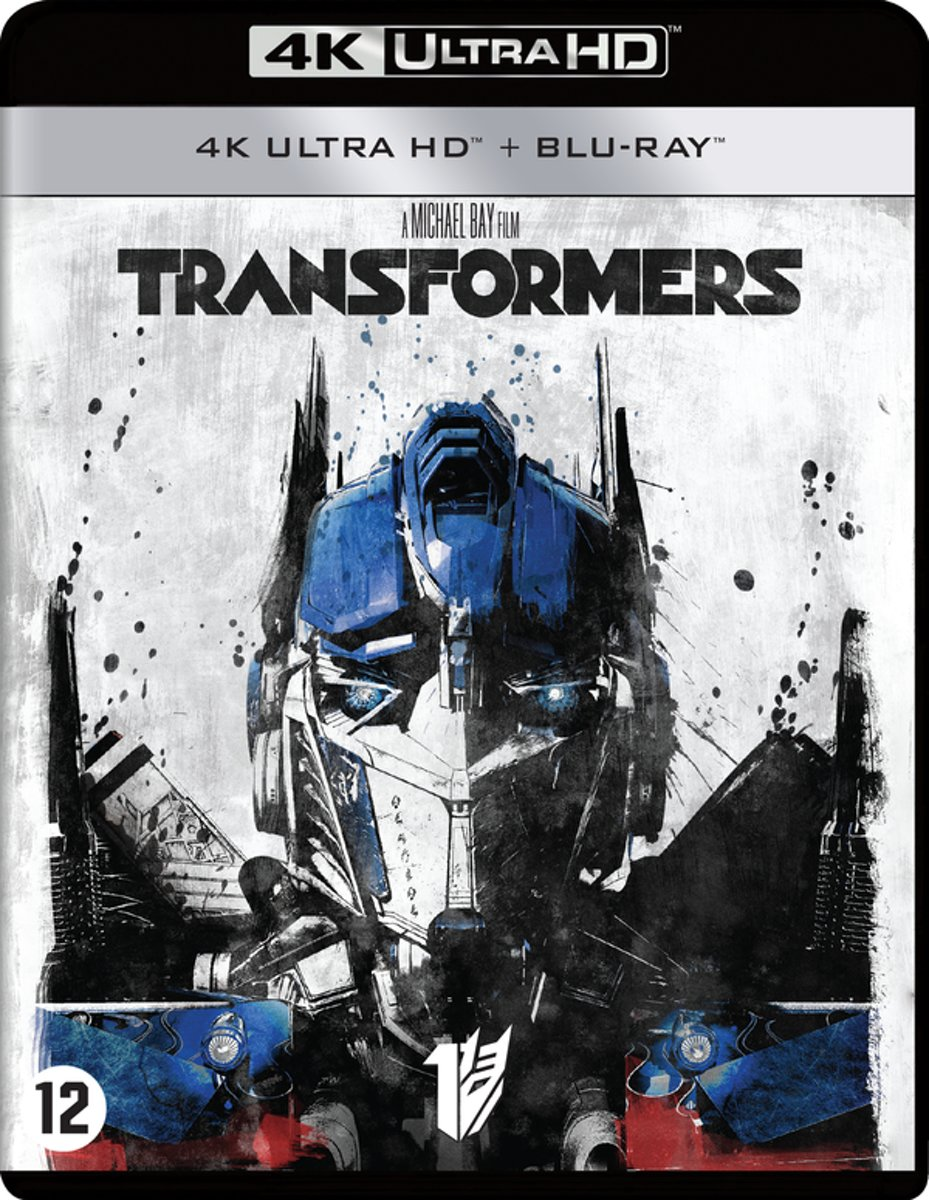 Transformers (4K Ultra HD Blu-ray)-