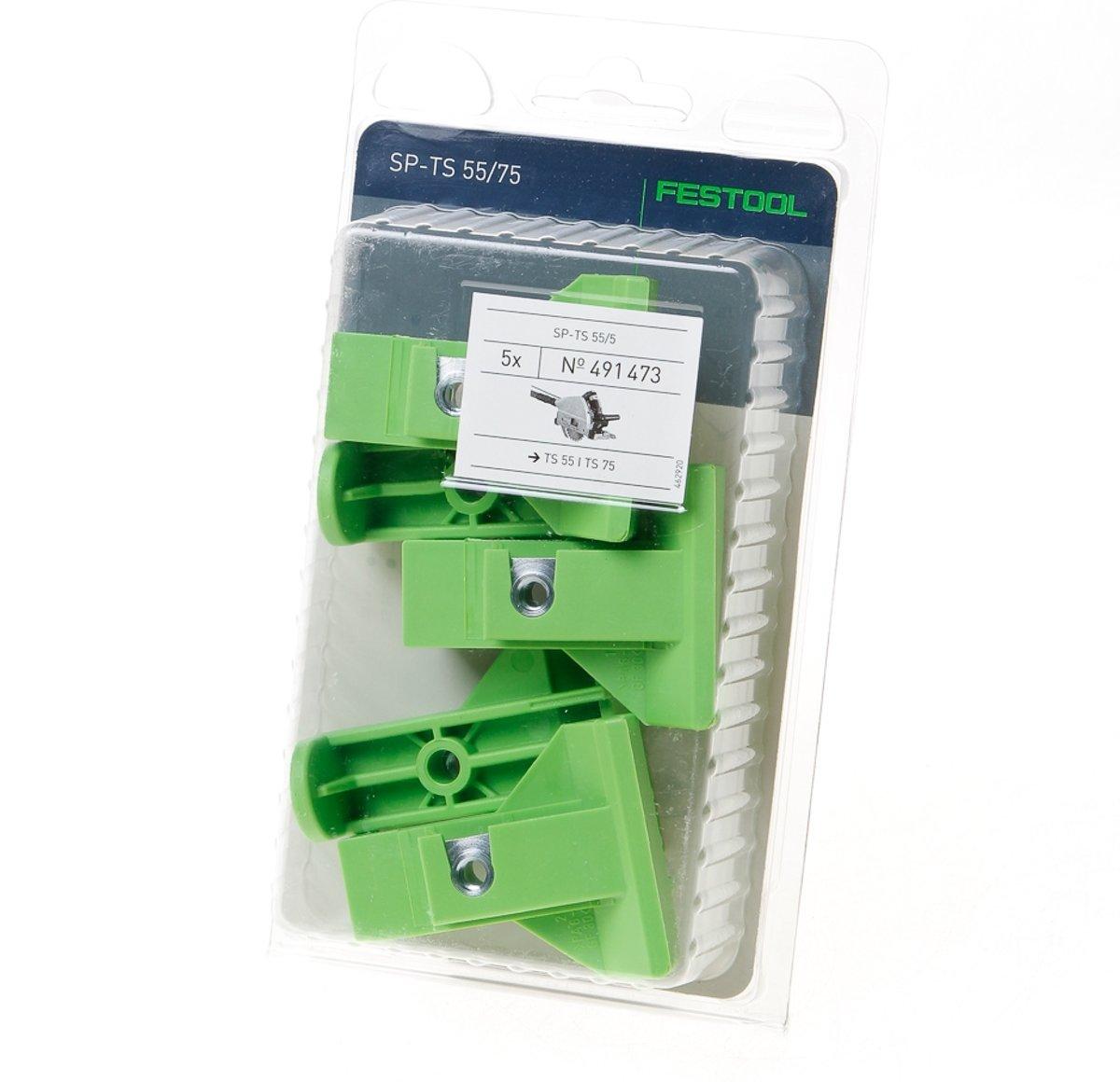 Festool splinterbescherming- voor TS55 en TS75 - SP-TS 55/5 - 491473