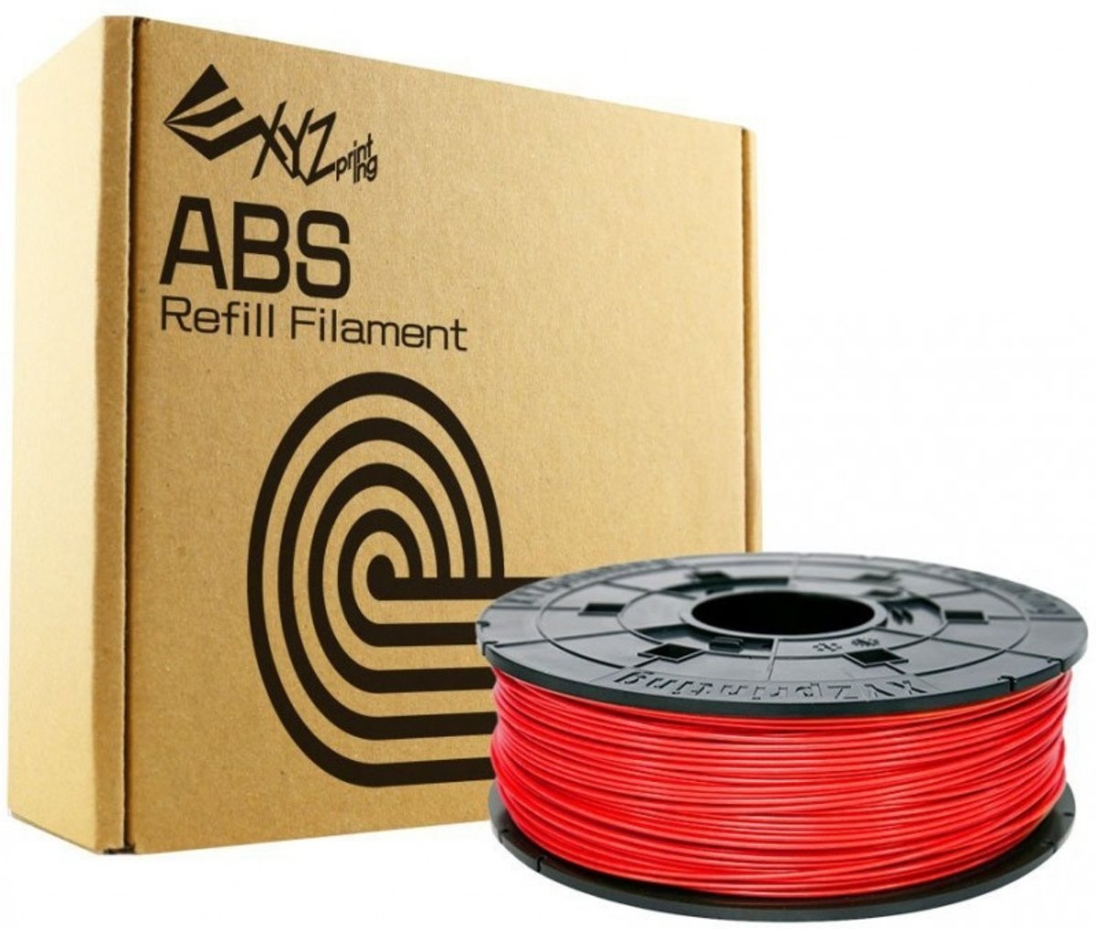 REFILL ABS Red 600g